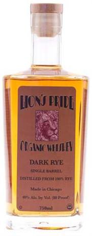 Lion's Pride Whiskey Dark Rye